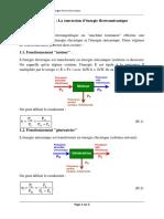 Chapitre 2_La conversion d'énergie électromécanique