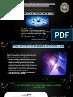 Enlace de F.O para redes LAN
