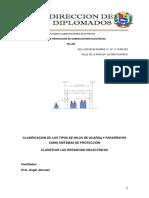 Taller Clasificacion tipos de hilos de guarda