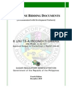 Philippine Bidding Document