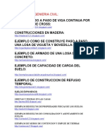Blogs de Ingenieria Civil