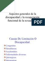 discapasidad y sexualidad