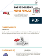 "BRIGADAS DE EMERGENCIA ""PRIMEROS AUXILIOS_"