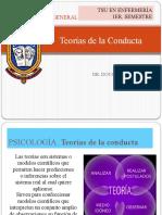 Psicologia. 1.3 Teorias de la Conducta.p
