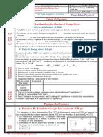 Controle 2 _ 3 S2 PC 1bac FR (Www.AdrarPhysic.fr)
