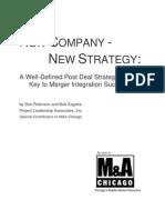 New Company New Strategy Web Version