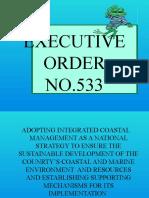 Executive Order No 533