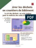 FFB-ADEME - Mieux gérer les déchets