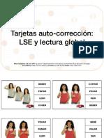 Tarjetas lecto LSE