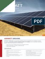 Adiwatt Ground Plano Datasheet