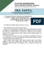 MODELOS DE ADORACIÓN. San Pedro Julián Eymard