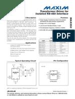 Max253 PDF, Max253