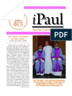 iPaul no. 6 - Saint Paul Scholasticate Newsletter