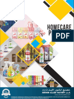 Бытовая химия - Home Care Products Catalogue RUSSIAN 11-08-20