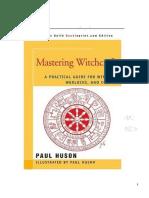 paul huson mastering witchcraft