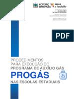Cartilha Progás - 2020
