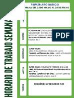 Morado Blanco Cajas Trabajo Horario Planificador (9)