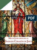 MES DE JUNIO DEDICADO AL SAGRADO CORAZÓN DE JESÚS. D. FELIX SARDA Y SALVANY, Pbro.