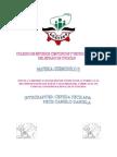 COLEGIO DE ESTUDIOS CIENTIFICOS  Y TECNOLOGICOS DEL ESTADO DE YUCATAN