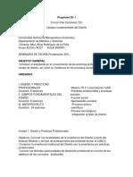 AlmaTD Teoria y Diseño 20-I