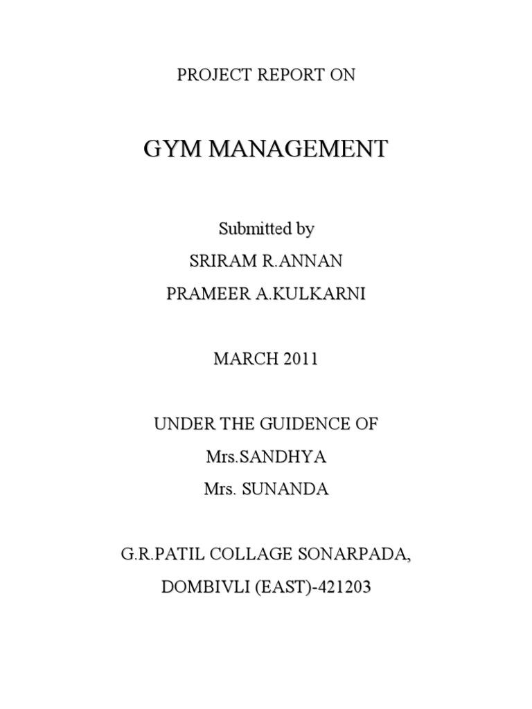 Er Diagram For Payroll System Gym Management
