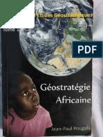 Géostratégie Africaine-Jean Paul Pougala
