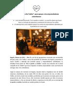Piso 21 apoya a los emprendedores en Colombia (2)