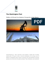 Politics of Oil and Gas Industry Perspective of the Sharia