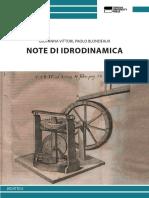 Note Di Idrodinamica Versione eBook