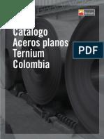 Catalogo Aceros Planos Agosto 2020