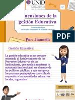 Gestion Eductiva Tarea #4