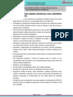 Protocolo Covid Curitiba