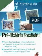 Arte No Brasil, Pré-hist.