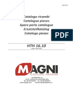 Spare parts catalog HTH 16.10 (CR)_cod.26061
