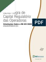 Manual Nova Regra de Capital Regulatório Atualizada MAR 2021 r2