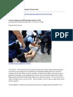 10-02-11 Piden investigación sobre homofobia policial en UPR
