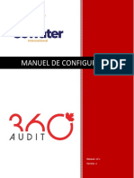 Audit360 Configuration Manual - Version 1.1 - French - 27 Feb 2020