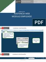 Manual Asistencia Web - Modulo Servidor