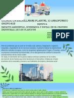 Proceso Industrial de Los Plásticos