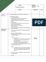 Plan d eevaluacion DE FISICA  3er momento 5to año