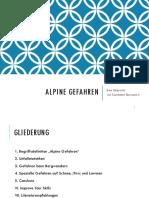 [KBurmann] Lecture_Alpine Gefahren