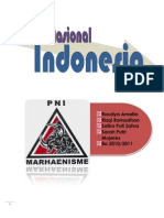 Sejarah Partai Nasional Indonesia
