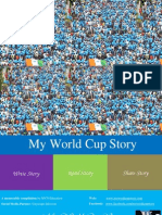 Great Stories by Cricket Fans