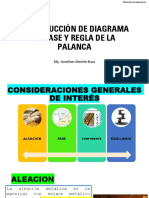 Práctica N°7-Construcción de diagramas de fases y regla de la palanca