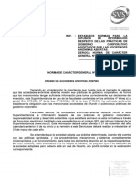 07 B. Obligatoria NCG 385 SVS 08 Junio 2015