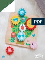 Petit Collage Spring 2021 Catalog