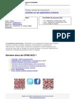 Cours VETUDIANT Applications Lineaires Doc 1095 Pinel Doc 1095 Revisermonconcours.fr