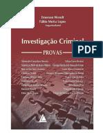 Investigacao Criminal Provas
