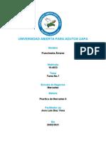 TAREA NO.7 PRACTICA DE MERCADEO II