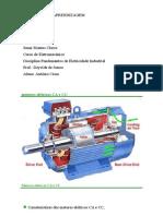 motores elétricos CA e CC
